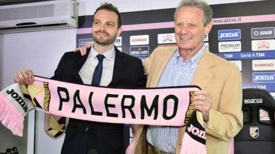 """Palermo, Zamparini stupisce ancora: """"Nessuna offerta da Baccaglini"""""""