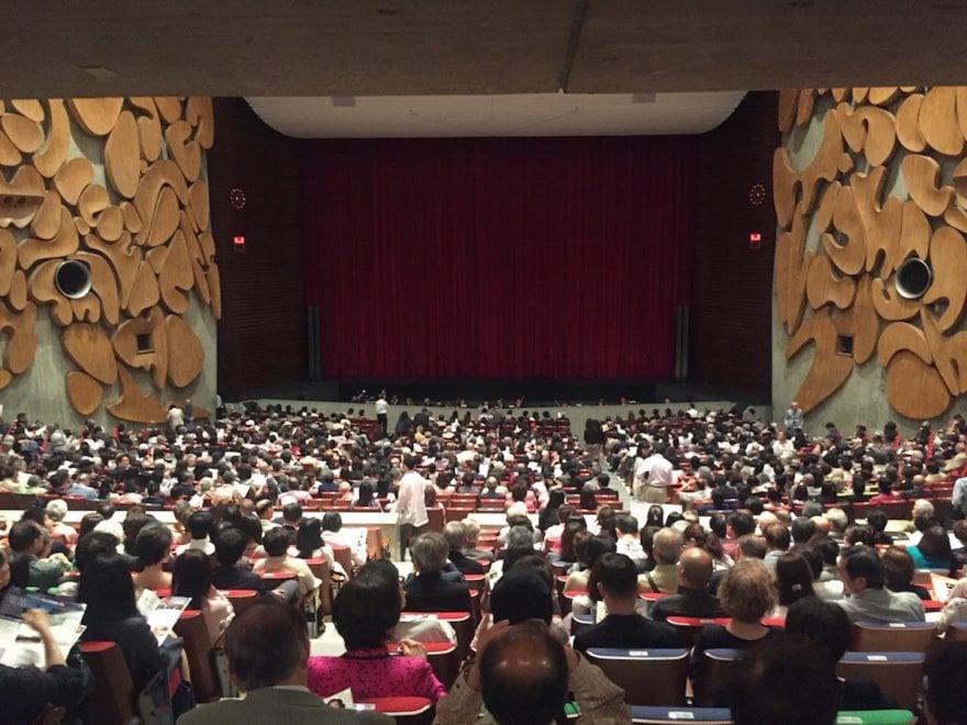 La Traviata emoziona il Giappone, applausi per la Rancatore