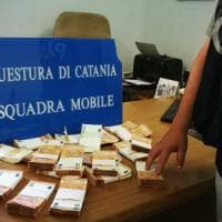 Catania: trasportava 100 mila euro in banconote false, arrestato
