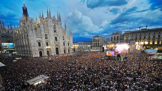 Radio Italia Live a Palermo: a lista dei cantanti presenti all'evento