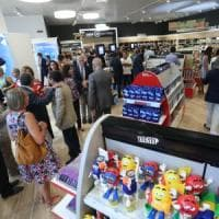 Palermo, aeroporto Falcone e Borsellino: inaugurata la nuova area duty free