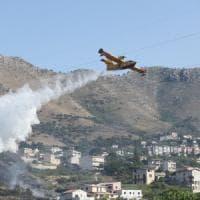 Incendi a Termini Imerese e Cefalù, abitazioni minacciate dalle fiamme
