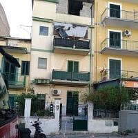 Palermo: crolla un balcone, paura in via Roccazzo