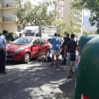 Palermo: anziana investita in viale Lazio da moto della polizia