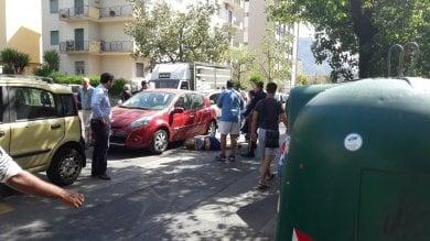 Palermo: anziana investita in viale Lazio  da una moto della polizia    Travolta mentre va in bicicletta,        ragazzina di 13 anni in prognosi riservata