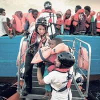 Da bagnina a volontaria, la vita in mare di Anabel Montes: