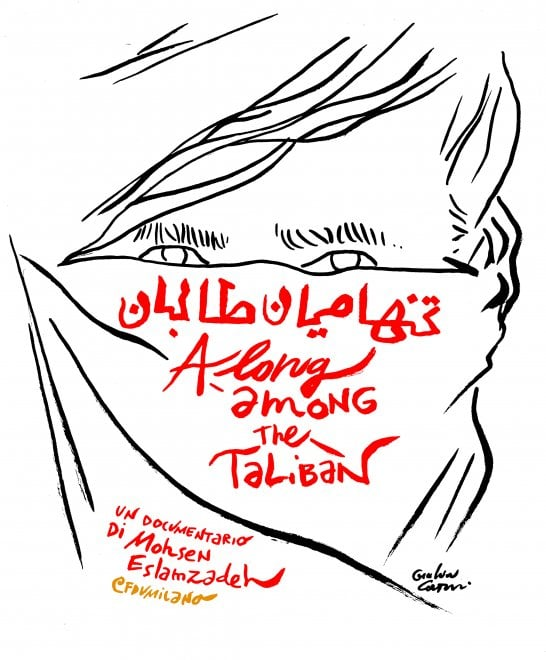 Palermo: al Sole Luna Fest il cinema a disegni, la mostra del fumettista Gianluca Costantini
