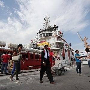 Palermo, documenti non in regola. Ripartita la nave di Medici senza frontiere