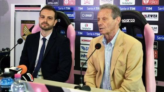 """Zamparini: """"Baccaglini mi ha offerto 20 milioni di euro per il Palermo"""""""