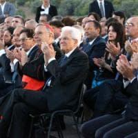 Il presidente Mattarella ad Agrigento per i 150 anni dalla nascita di Pirandello