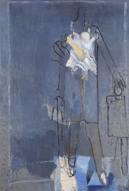 """A Marsala la mostra """"Alberto Gianquinto. Nello studio"""""""