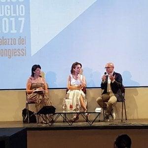 """Taormina, cala il sipario sul Film Fest. Isabella Ragonese: """"Io palermitana fino all'osso"""""""