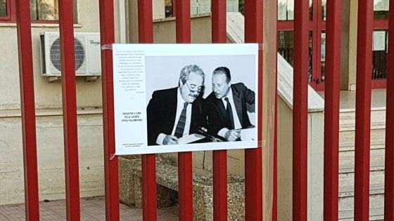 Palermo, nuova intimidazione davanti alla scuola Falcone allo Zen
