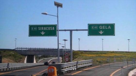 Autostrada Siracusa-Gela, rischio stop dei lavori. Caos cantieri anche sulla Palermo-Agrigento