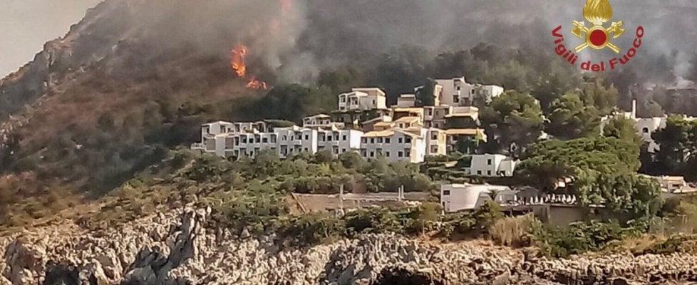 Sicilia: allarme incendi, oggi allerta massima in sette province