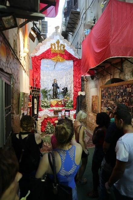 Palermo: la lunga notte del Festino