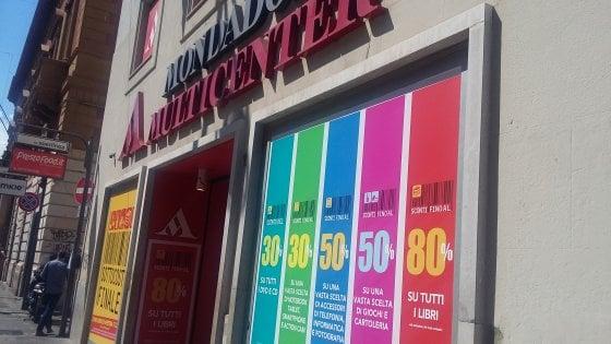 Palermo: lunedì chiude Mondadori di via Ruggero Settimo