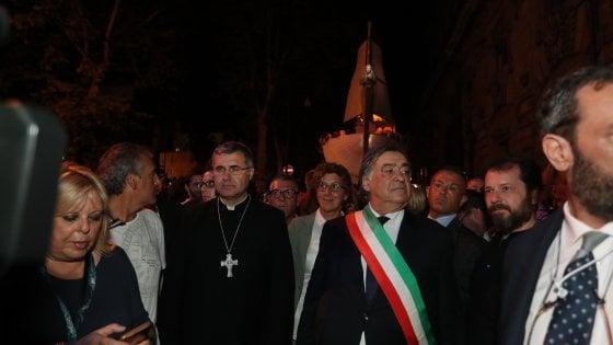 """Festino, il messaggio dell'arcivescovo: """"No alle contrapposizioni, qui lo ius soli c'è già"""""""