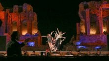 "La ""Carmen"" di Perez    al Teatro di Taormina"