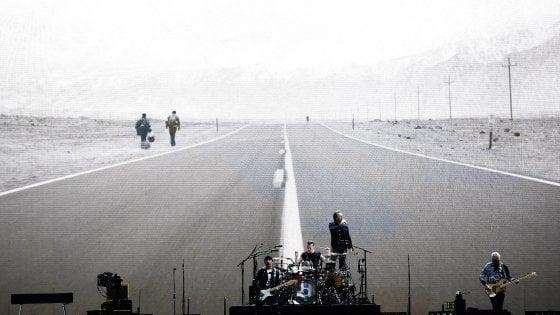 """Omaggio degli U2 a Giusi Nicolini: """"Sorpresa e emozionata"""""""