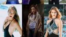 Sei modelle siciliane    in passerella a Malta