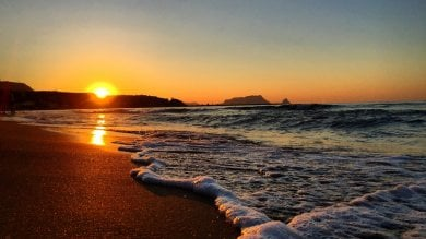 La spiaggia del cuore.  Le foto dei lettori