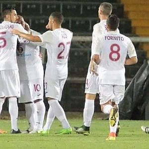 Il Trapani batte la Ternana e si regala il Torino