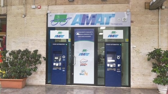Palermo: nuovo punto Amat in piazzale Ungheria