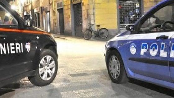 Palermo: aggressione a bastonate per rapina, in manette intera famiglia