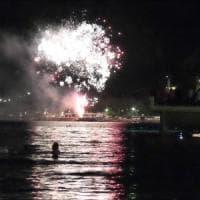 I giochi di fuoco sulla spiaggia: gli appuntamenti di martedì 15