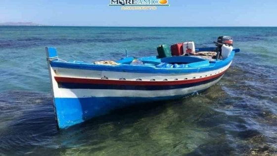 """Migranti: ad Agrigento tre sbarchi """"fantasma"""" in un giorno"""
