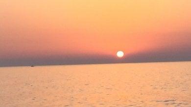 I tramonti.  Le foto dei lettori
