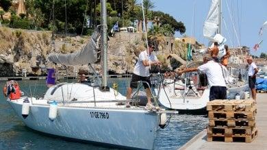 Palermo-Montecarlo pronta a  salpare 44 imbarcazioni in gara