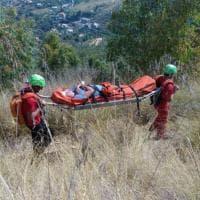 Ritrovato l'escursionista tedesco disperso a Monte Cuccio