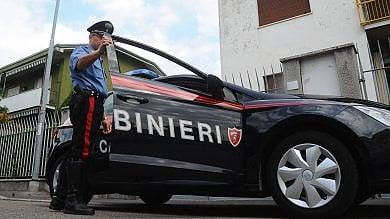Stava appiccando il fuoco vicino al bosco  arrestato dai carabinieri