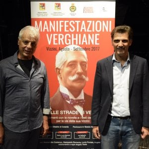 """""""Verghiane"""", Vizzini celebra lo scrittore con Placido e Sardo"""