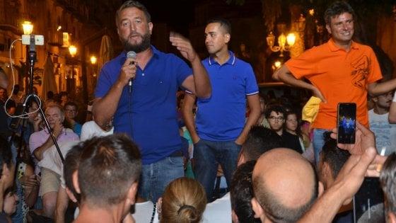 Regionali Sicilia: tour 5 Stelle sbarca a Porto Empedocle