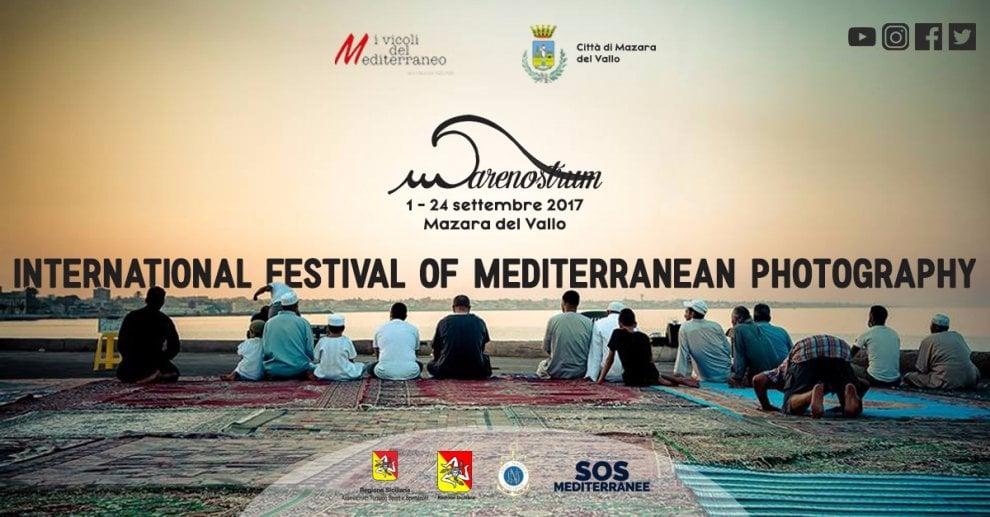 """Mazara del Vallo: 500 scatti d'autore al Festival """"Marenostrum"""""""