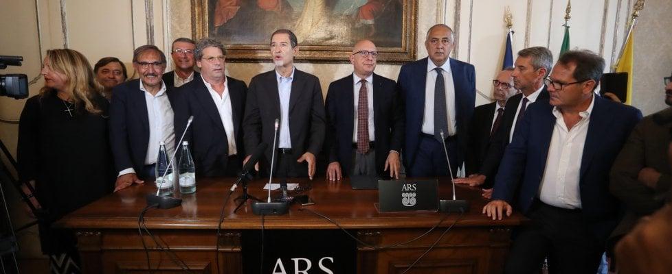 """Regionali Sicilia, il centrodestra si ricompatta e ufficializza Musumeci: """"Occasione unica di vittoria"""""""