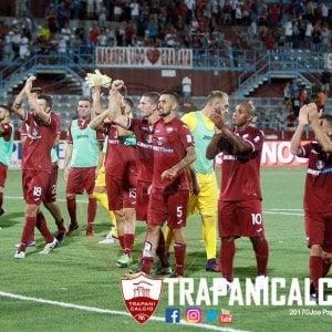 Lega Pro: il Trapani a Lecce, Catania a Caserta