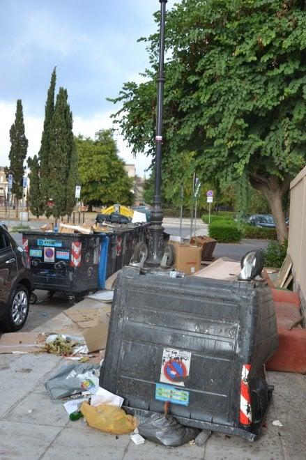 Torna il degrado a Palermo: tutte le emergenze dimenticate