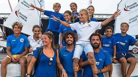 Vela giovanile, Club Lauria sul podio ai campionati nazionali di Crotone