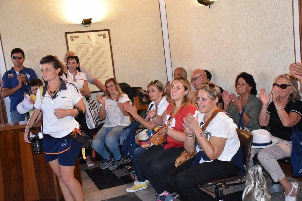 Una vacanza a Favignana, il regalo dell'isola alle famiglie di Amatrice