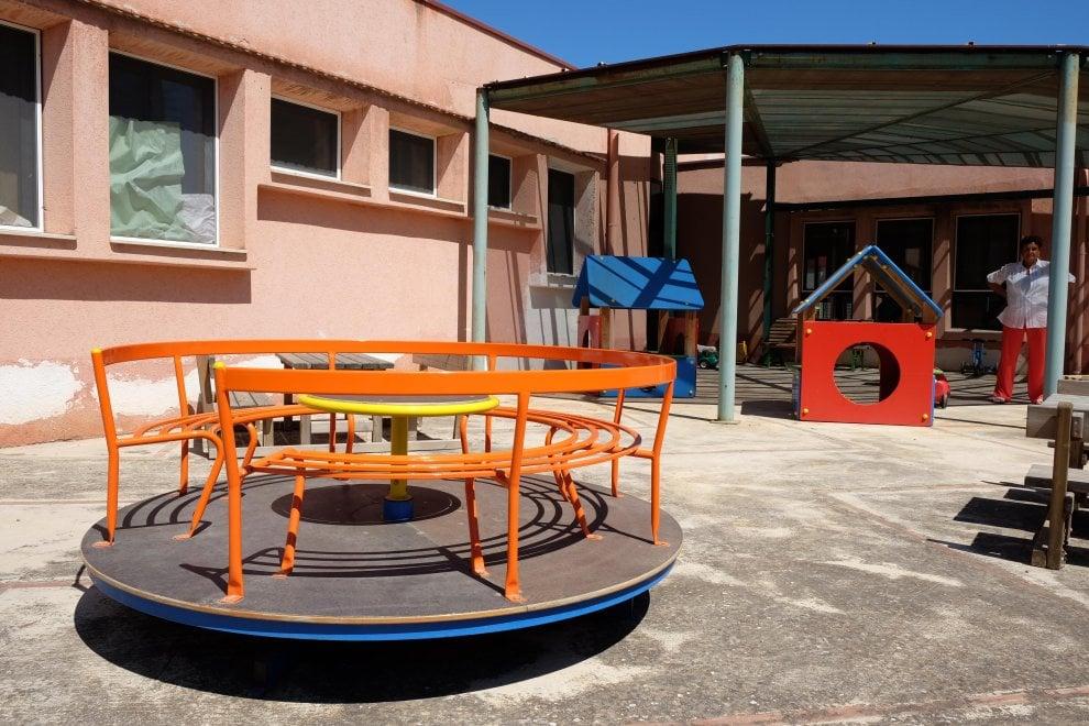 Palermo: dopo trent'anni rinasce l'asilo nido Rallo