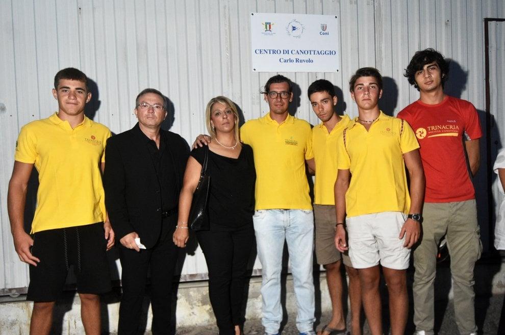 Palermo: la palestra del molo dedicata al canottiere scomparso