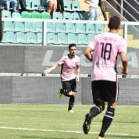 Serie B: Palermo, la vittoria sfuma su rigore al 94esimo