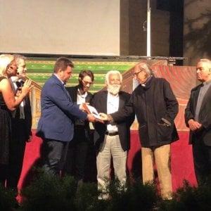 Linguaglossa, il premio Etna a Franco Battiato