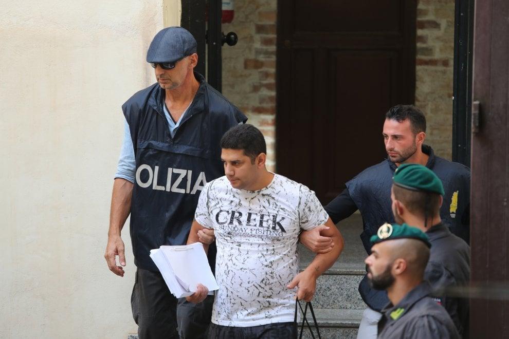 Droga dal Sud America a Carini, le foto degli arrestati