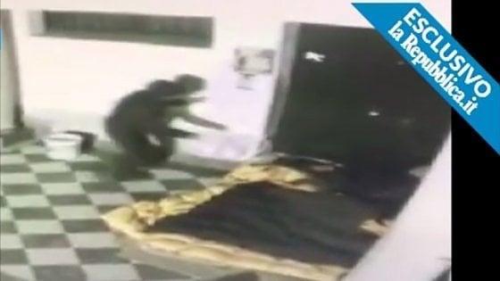 Palermo: l'uomo che diede fuoco al clochard, trasferito in un ospedale psichiatrico giudiziario