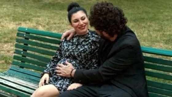 """Giusy Ferreri diventa mamma: """"E' nata Beatrice, stiamo bene"""""""